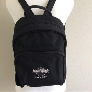 HRC Hard Rock Cafe San Diego Backpack